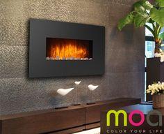 Vanaf €149,95 ipv €299,95 – Moa Sfeerhaard; Sfeer en warmte met modern gemak! In 3 uitvoeringen