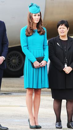 Kate Middleton\'s Most Memorable Outfits Ever! - April 13, 2014