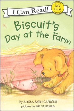 Biscuits Day at the Farm (My First I Can Read) | Main photo (Cover)