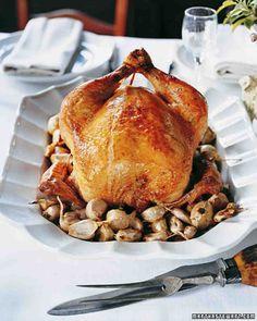 Sixty-Clove Garlic Chicken