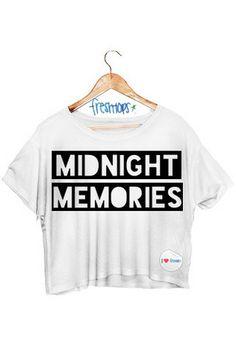 Midnight Memories Crop - Fresh-tops.com its just sooooo perf