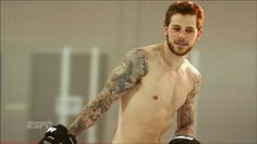 Tyler Seguin, ESPN Body Issue
