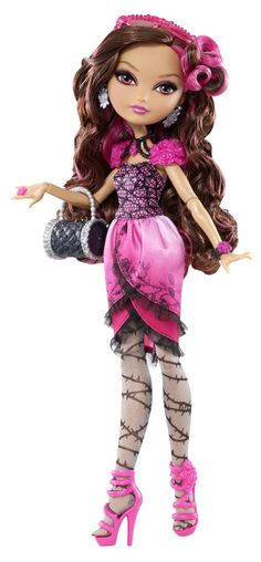 EVER AFTER HIGH™ BRIAR BEAUTY™ Doll - Daughter of Sleeping Beauty Lilly's Halloween costume