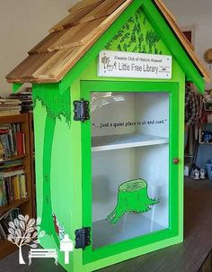 The Little Free Library of the Day #44540 in Roswell, GA http://amzn.to/2qWZ2qa