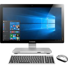 Best Lenovo 23 Inch Touch-screen All-in-one Computer sales for Black Friday 2015