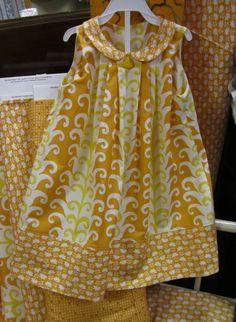 free little girl dress patterns | Sweet Little Girl Clothing Patterns | Gathering Friends Quilt Shop