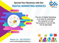 Digital Marketing Services, Online Marketing, Website Development Company, Seo Agency, Innovation, Web Design, Wellness, Business, Business Illustration