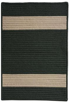 """Cafe Milano Area Outdoor Area Rug, 1'10""""x2'10"""", D.GRN CUBANSAND by Home Decorators Collection. $49.00. This rug from our Patio Collection is designed to be used outdoors on your deck, porch or patio, as well as a casual indoor setting. Indoors or out, it has a great look.Machine-woven of 100% polypropylene, these rugs are easy to care for and extra durable - perfect for high-traffic areas. Order yours today. Actual size is 1'10""""x2'10"""""""