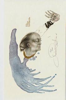 Ex-Libris by Marina Richter.