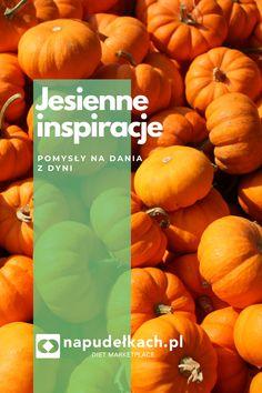 Wielu osobom jesień nierozerwalnie kojarzy się z pięknymi, majestatycznymi, intensywnie pomarańczowymi dyniami i to nie tylko w kontekście zbliżającego się Halloween. Jesień to również czas, kiedy dynia króluje na naszych stołach, zarówno w formie wytrawnej jak i tej bardziej słodkiej. Za co ją kochamy i jakie dania z dyni lubimy najbardziej? Pumpkin, Vegetables, Halloween, Food, Hokkaido, Pumpkins, Essen, Vegetable Recipes, Meals