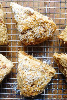 Cinnamon Whole Wheat Scones Recipe from King Arthur Flour. Add pumpkin spice chips for a little something extra! Whole Wheat Scones Recipe, Whole Wheat Flour, Whole Wheat Cookies, Flour Recipes, Cooking Recipes, Scone Recipes, Healthy Scones, Breakfast Recipes, Dessert Recipes
