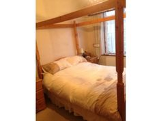 Four Poster Pine Double Bed Abbeywood Picture 1 Used Stuff For Sale, Double Beds, Pine, Poster, Furniture, Home Decor, Full Beds, Pine Tree, Decoration Home