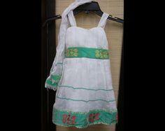 Ethiopian Dress Toddler Girl H15 by CCIWorld on Etsy, $45.00  #Ethiopia #adoption #internationaladoption #orphans #ethiopiandresses