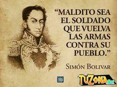 imágenes de Simón Bolívar con frases