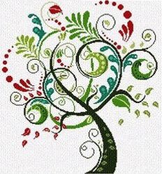 like scrolly tree & other scrolly designs on the website