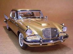 1958 Studebaker, Golden Hawk ~~~authorbryanblake.blogspot.com