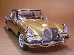 1958 Studebaker, Golden Hawk ~~~authorbryanblake.blogspot.com