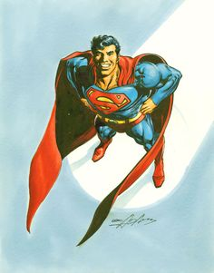 Superman by Neal Adams