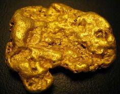 Arizona gold nugget