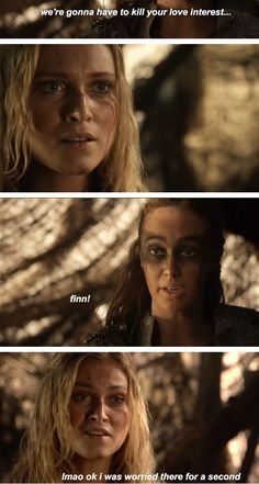 This is so mean to Flarke shippers and I am sorry but I am Bellarke all the way so...<<< I feel bad but totally