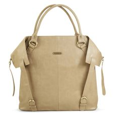 A diaper bag that is actually stylish looking...Timmie and Leslie ( I think Jessica Alba has this one)