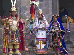 inca costumes