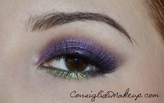 Consigli di Makeup: Come sfumare l'ombretto come una Make Up Artist!