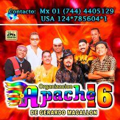 Donde Estarás - Organizaciòn Apache 16