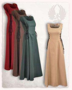 Uma dress canvas