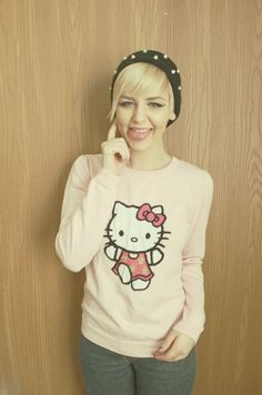 Image of Hello Kitty Sweater