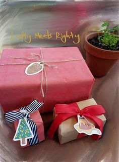 Christmas Gift Tags Last Minute Shopping Leftymeetsrighty Australia Priority Shipping