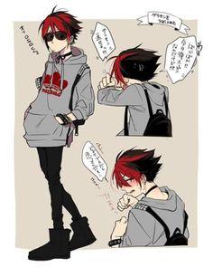 Could be shadow ? Dark Anime, Character Design, Comedy Anime, Genderbend, Osomatsu San Doujinshi, Anime, Boy Art, Anime Drawings, Manga