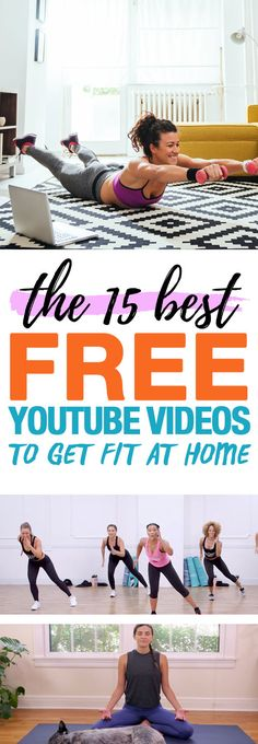 Pinning because I love this YouTube Zumba class! All of these videos are really good and helpful for mixing things up.