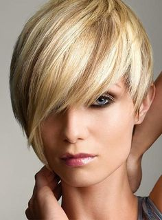 Cool Short Straight Capless Synthetic Wig 6 Inches
