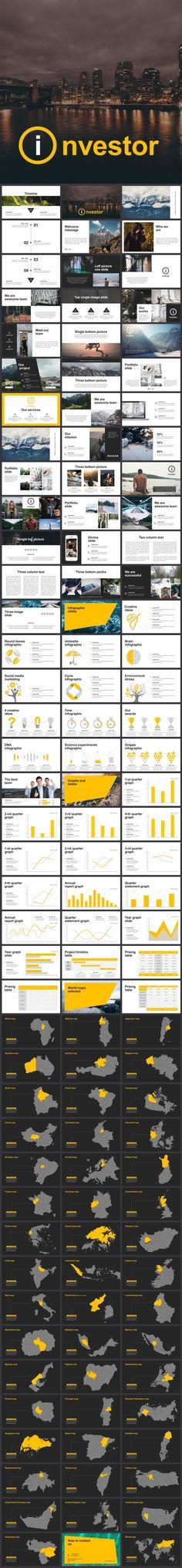 Investor - Keynote Template