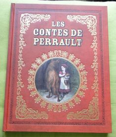 LES CONTES DE PERRAULT Illustrations GUSTAVE DORE Fiction, Illustrations, Frame, Cover, Books, Decor, Art, Gustave Dore, Youth