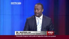 Dr Mustafa Ali a Peace and Reconciliation expert is live in our studio to discuss further on South Sudan crisis and the looming famine the war torn country r. Refugee Crisis, World History, Ali, Peace, Youtube, Ant, History Of The World, Sobriety, Youtubers