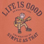 493db6dde39 369 Best life is good t-shirts images