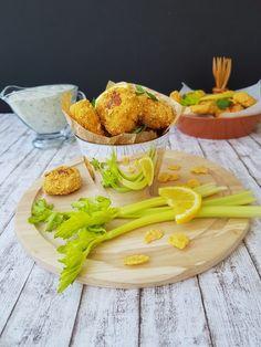 Nuggets de pui la cuptor (fără ulei și făina)   Foodieopedia