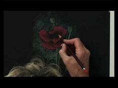 Derwent Coloursoft Pencils - YouTube