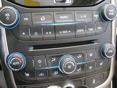 Air Conditiong, Dual Front AC . . . 2014 Chevy Malibu, Tom Clark, Chevrolet