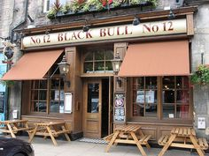 This is the BEST restaurant!! Right on the Grassmarket!