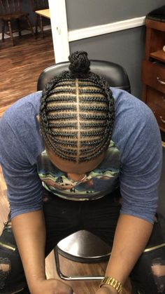 Dutch Braided Hairstyle with Shaved Sides - 20 Superb Braids with Shaved Sides Worth Copying - The Trending Hairstyle Cornrow Hairstyles For Men, Fishtail Braid Hairstyles, Black Men Hairstyles, Girl Hairstyles, Boy Haircuts, Braids For Boys, Braids For Short Hair, Man Braids Black, Male Braids