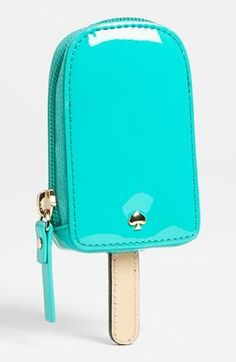 So cool. kate spade new york popsicle coin purse
