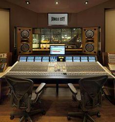 mixing studios