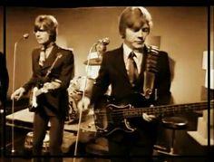 John Lodge and Justin Hayward 1968