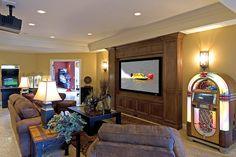 Awesome Recreation Room! - Plan 065S-0038 | houseplansandmore.com