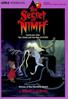 The Secret of Nimh by Robert C. O'Brien https://www.amazon.com/dp/0590417088/ref=cm_sw_r_pi_dp_x_wBzLybQVJ18TH