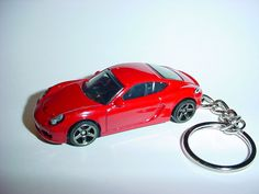 New 3d Porsche 934.5 Custom Keychain Keyring Key White Racing Finish Bling!! Moderate Price Apparel & Merchandise