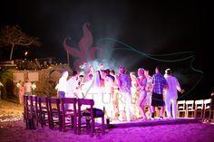 Adventure Weddings, the best weddings destinations in Mexico. Venues: Las Caletas and Majahuitas, Puerto Vallarta, and Punta Venado Riviera Maya near Cancun Our Wedding, Destination Wedding, Puerto Vallarta, Dj, Mexico, Entertainment, Weddings, Adventure, Wedding